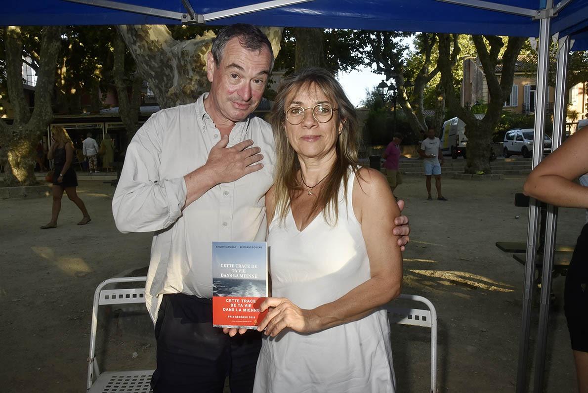 Bertrand Boileau et Brigitte Banjean écrivent avec leurs 20 doigts
