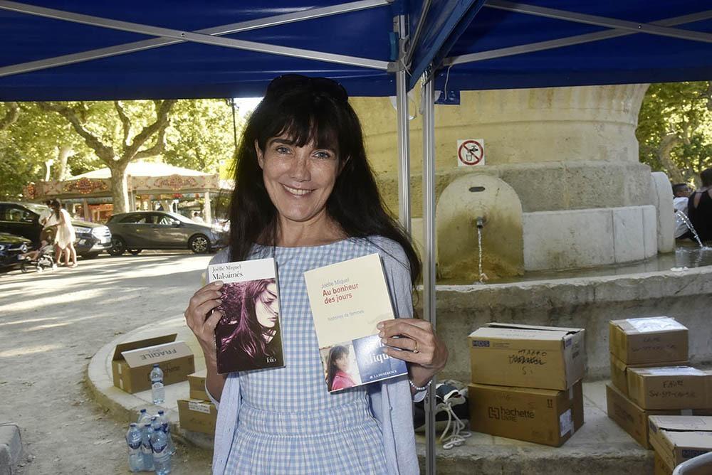 Joelle Miquel dans la collection Wonderbook de chez Gallimard