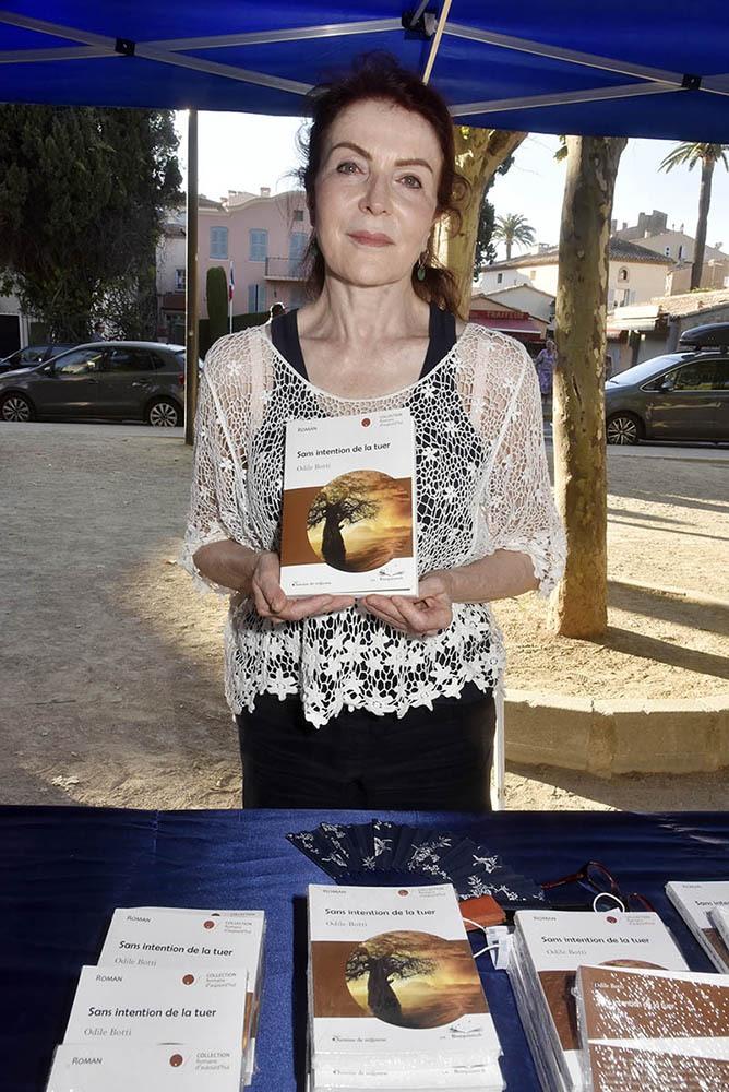Odile Botti Sans Intention De La Tuer Enfin un bouquin contre la violence faite aux femmes