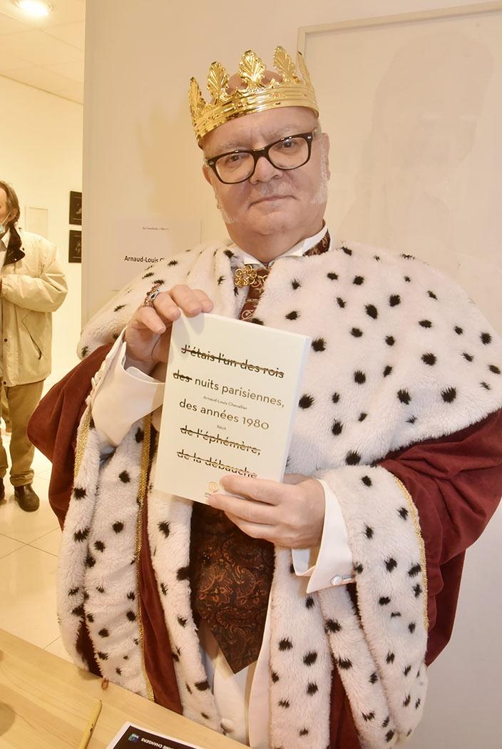 Arnaud Louis Chevalier en mode Optic King Allez On commence avec L'oeil droit «A-Z-E-R-T-Y…»