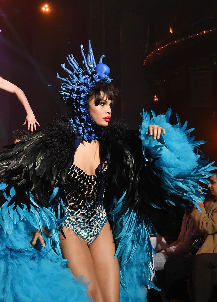 Le diadême de La Blue Queen