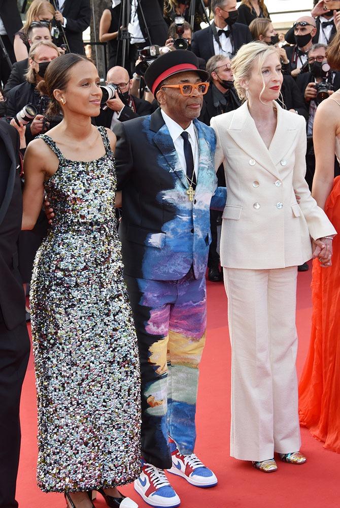 Spike Lee promu Chef de Gare à Cannes Terminus