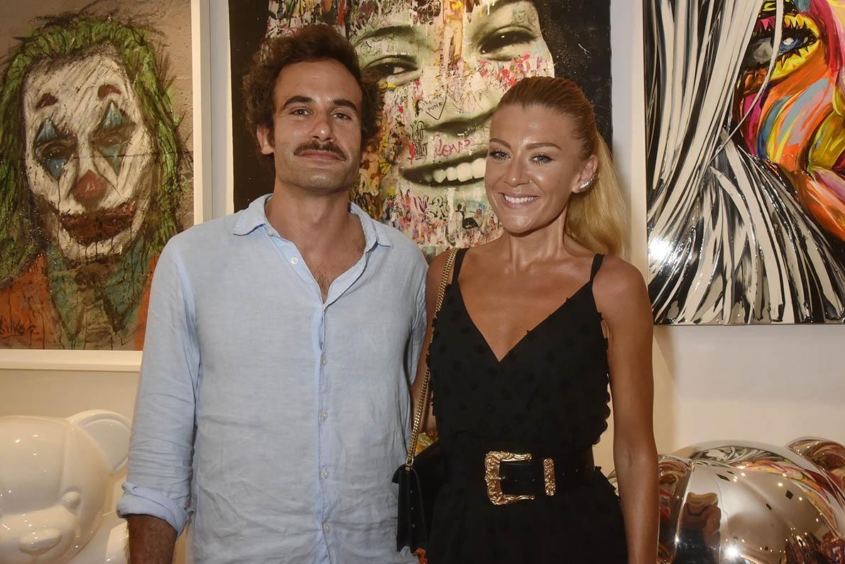 Bartholomew Bouteillisse et Julia Battaiasse