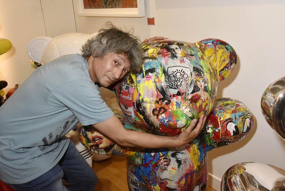 Sacha Bourdo aime encore plus les ours guimauves en choco