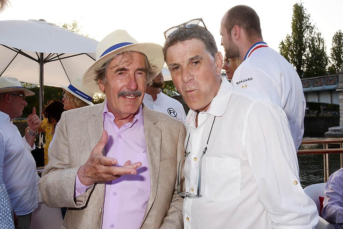 """Bernard Menez et Tex impayables dans les """"Tontons flingueurs"""""""