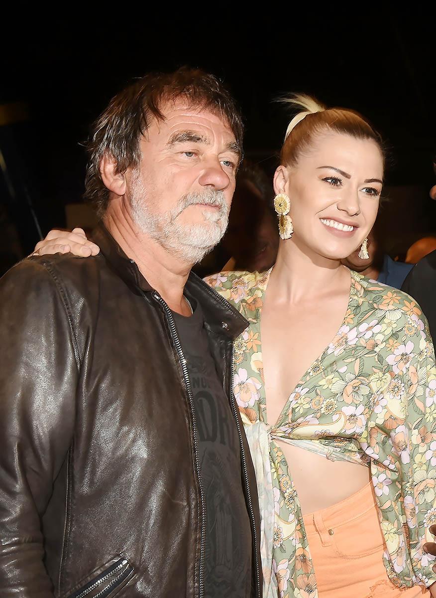 """Katrina Patchett tournerait bien un polar avec Olivier Marchal genre """"Contredanse Avec les Stars"""""""