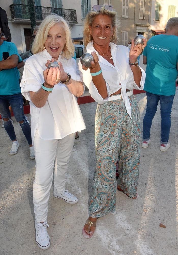 Michele Torr et Caroline Margeridon en mode Boule et Bill