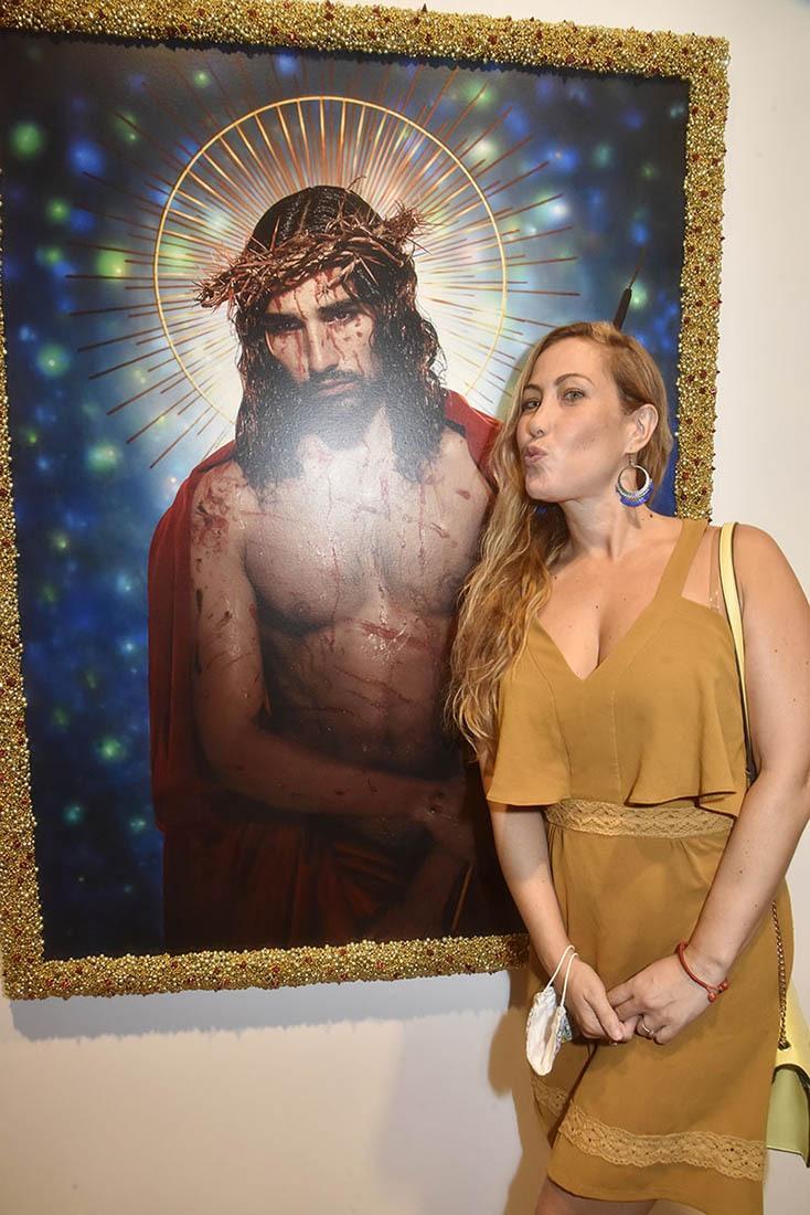 Myriam Charleins se verrait bien en Marie Madeleine dans «La Dernière Tentation du Christ-la Résurrection»