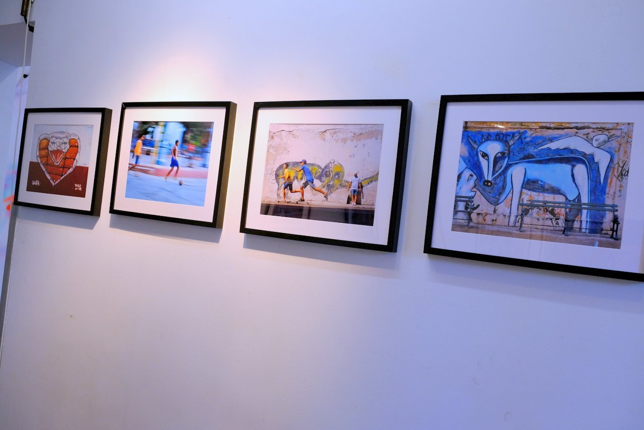 "Expo Photo #Urabana- Habana""  de Gilles Petipas"