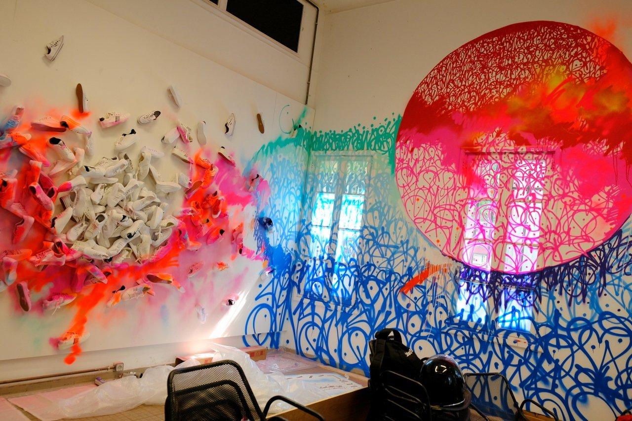 SUN7 un des artistes phares de la scene parisienne