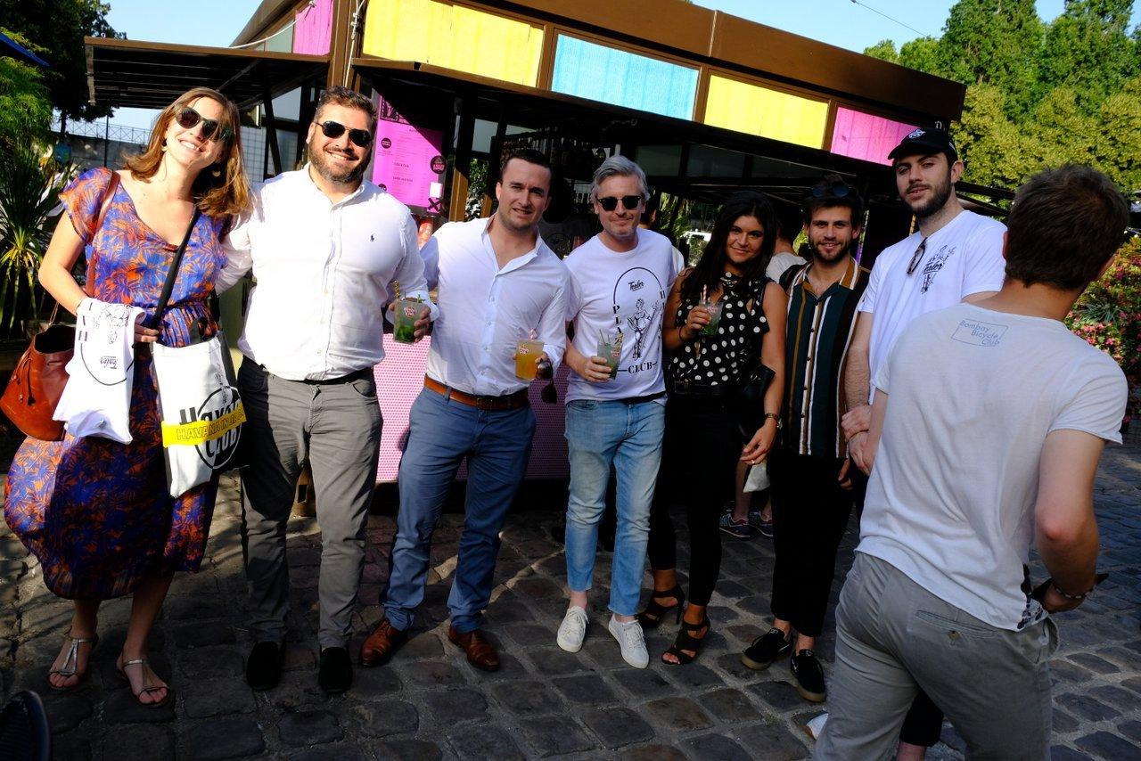 la team Pernod vient checker le lieu phare de l'été 2019