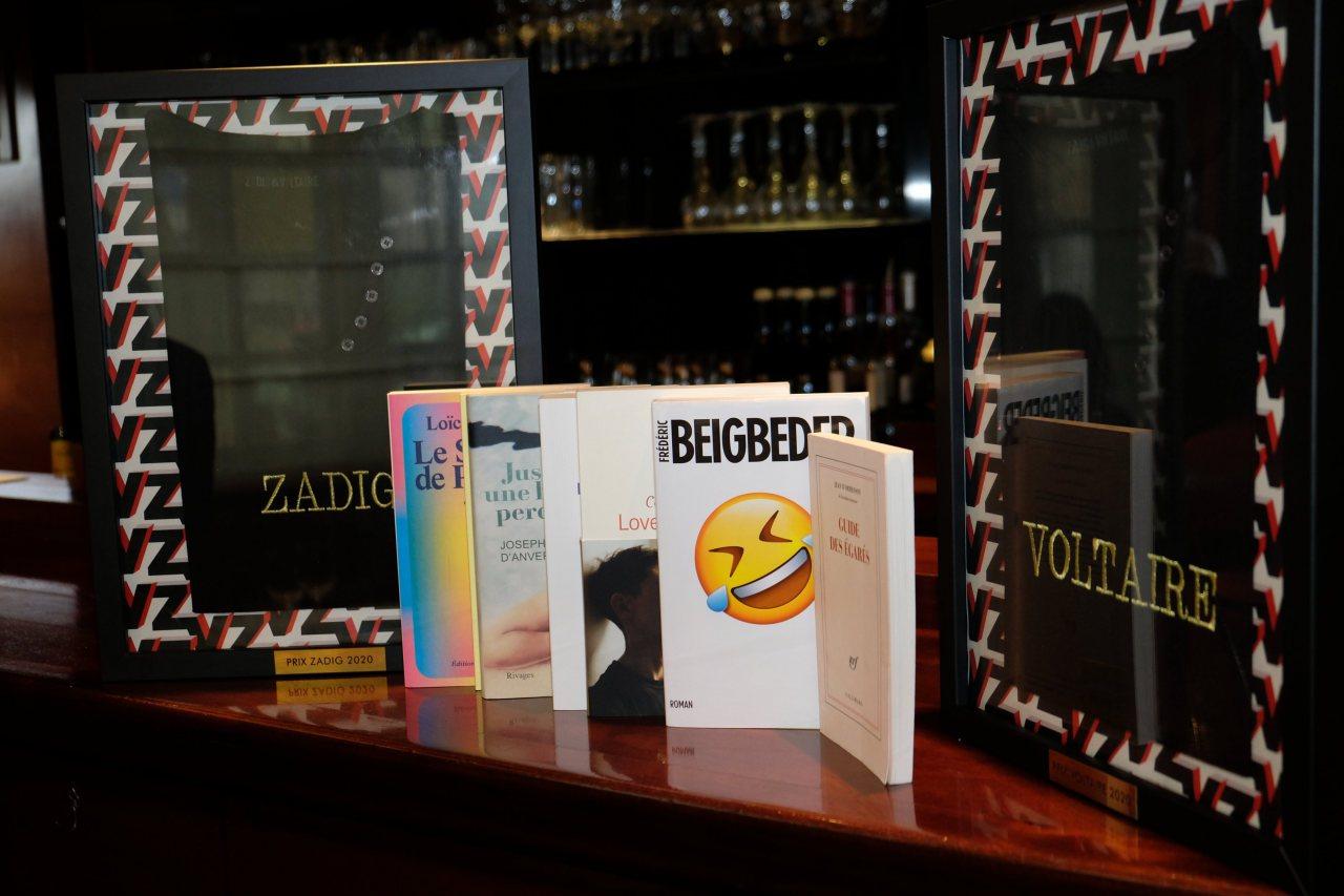 La selection 2020 entre le prix Zadig et le prix Voltaire