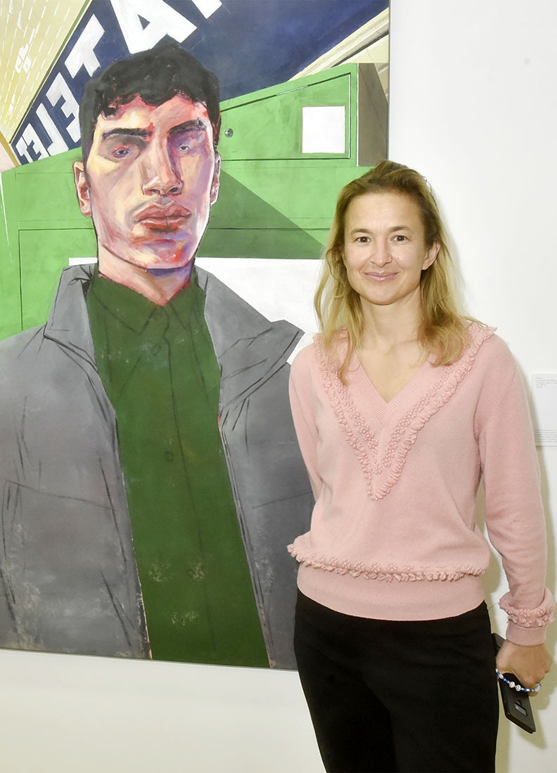 Magda a fait une touche dans le métro