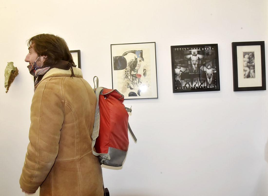 Au Salon de La Mort y a même un collecteur d'âmes avec son souly bag!