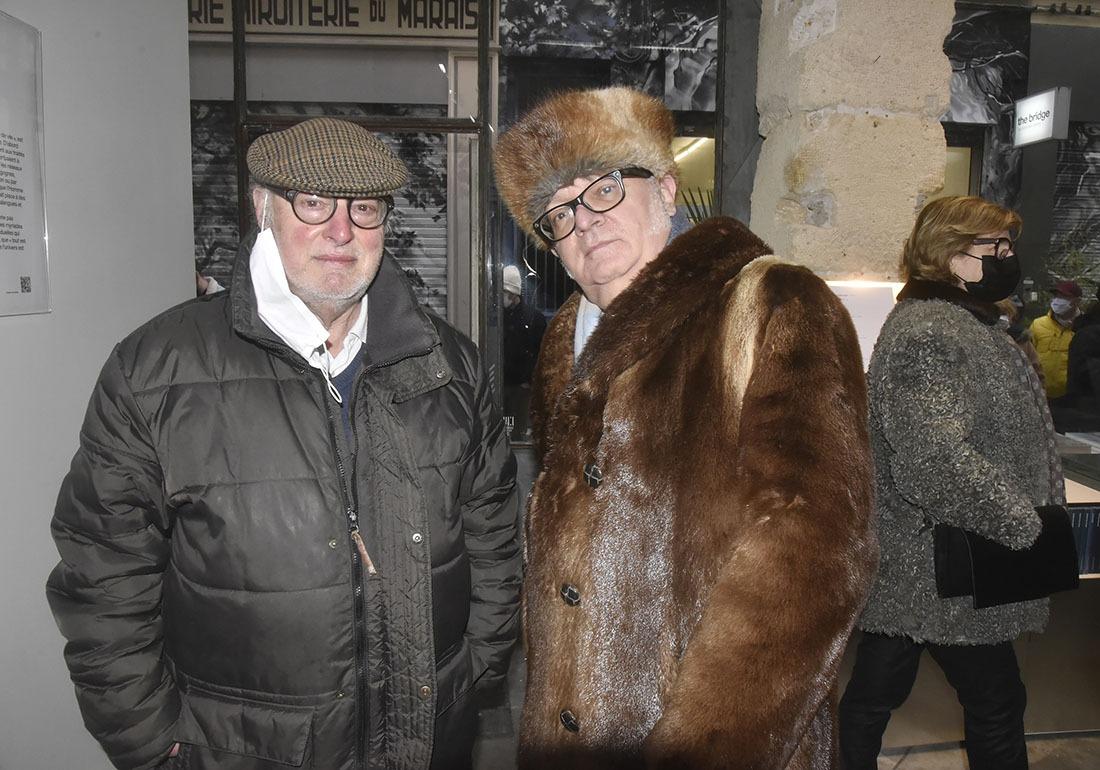 Jean Albou et Arnaud Louis Chevallier il est grand temps qu'on les empaille et les canonise