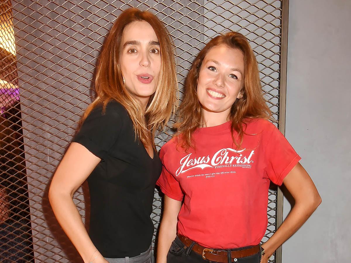 Victoria Olloqui et Alice Aufrey nous rejouent Le Rouge et le noir en version punkette