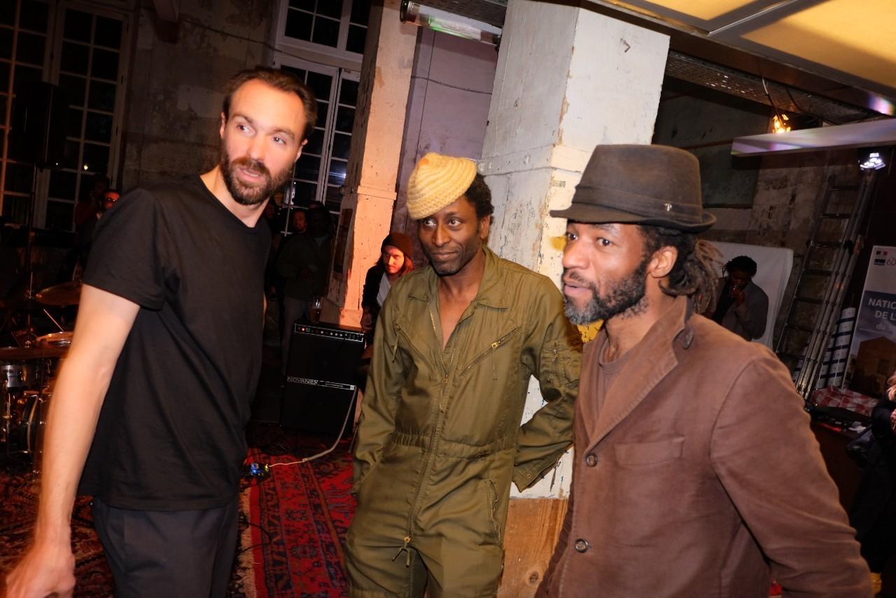 Simon Rouby , Keziah Jones et Native