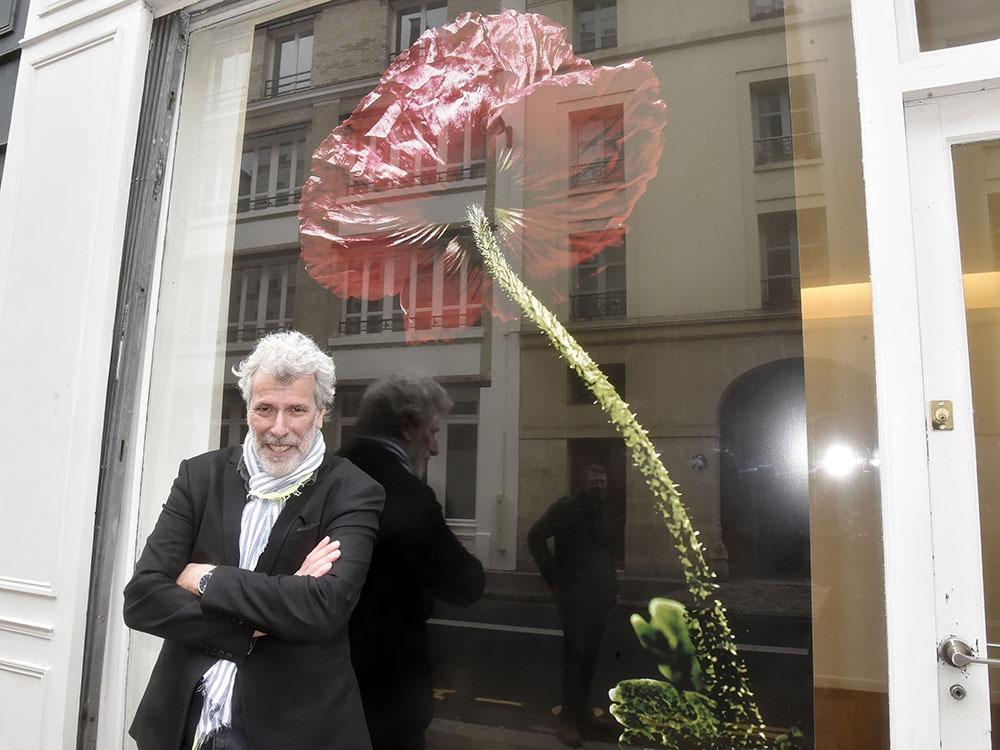 Stephane de Bourgies nous joue à l'ombrelle des jeunes filles en fleur