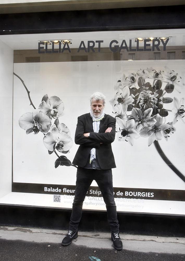 Stéphane de Bourgeries en mode Blow Up