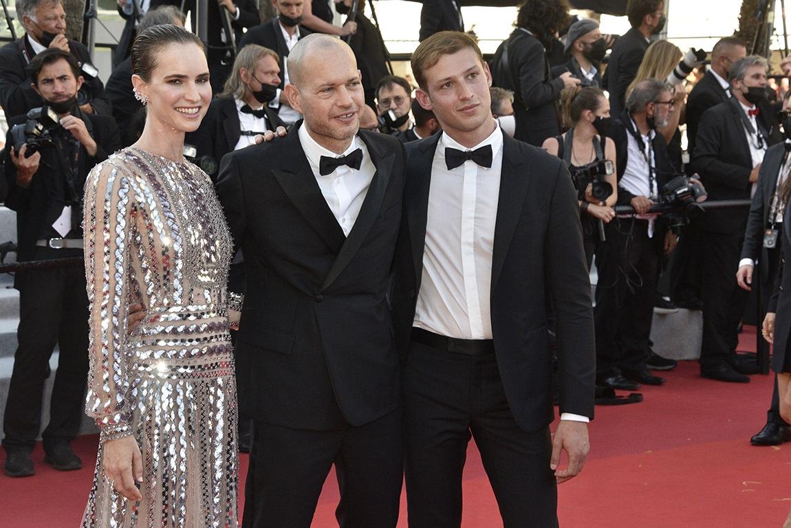 « Le Genou d'Ahed » Le cinéma Israelien est représenté par Nadav Lapid avec ses acteurs Naama Preis et Tom Mercier