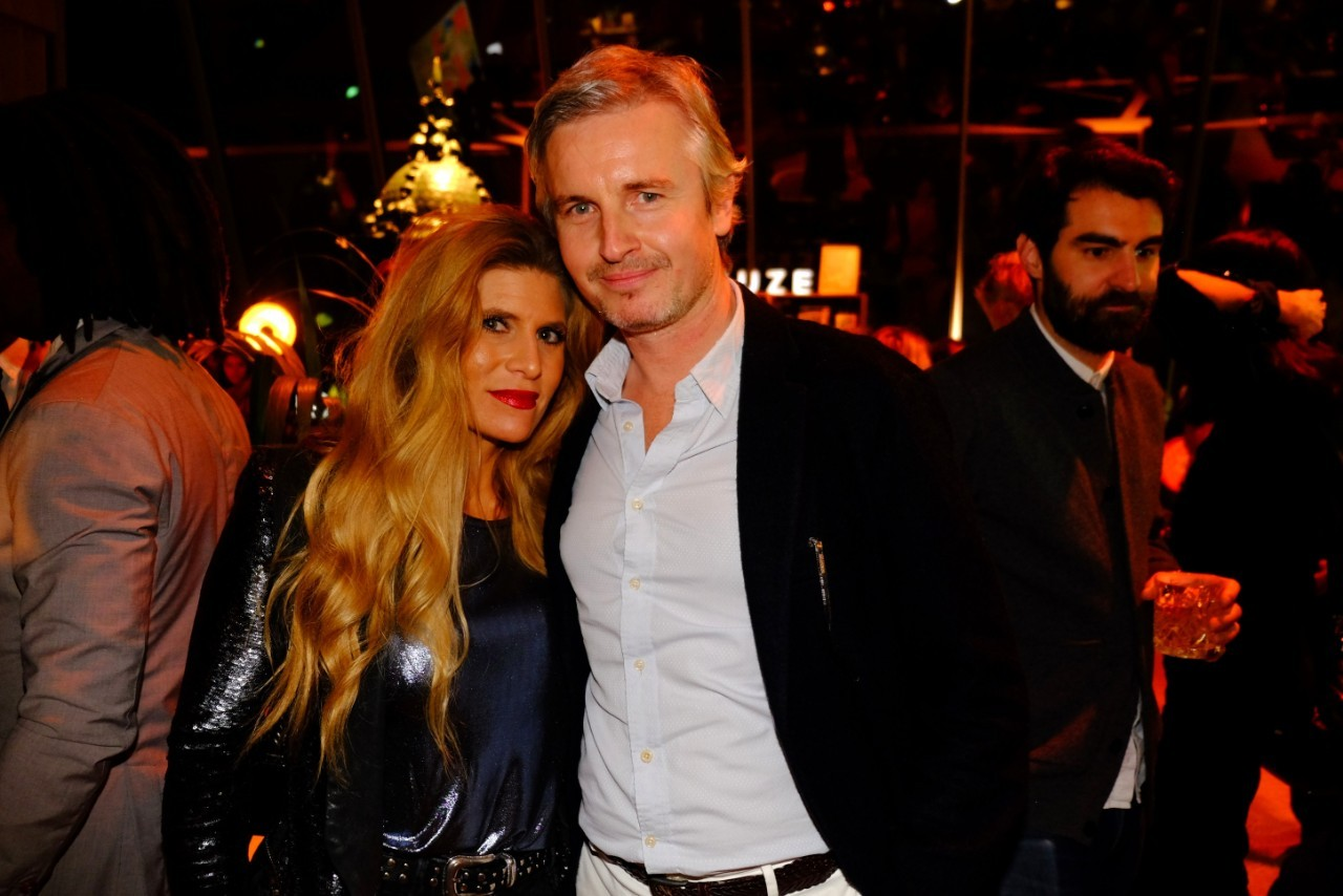 Candice Rosay et Emmanuel Duverrière.