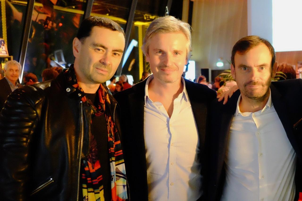 Olivier Bouche, Emmanuel et Jacques  du Bonbon