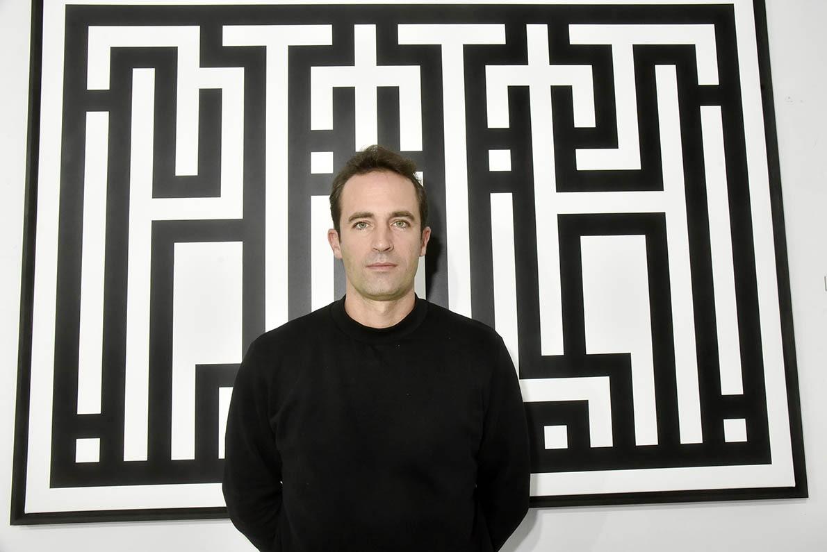 LAtlas semble adorer labyrinthe et motifs greco romains