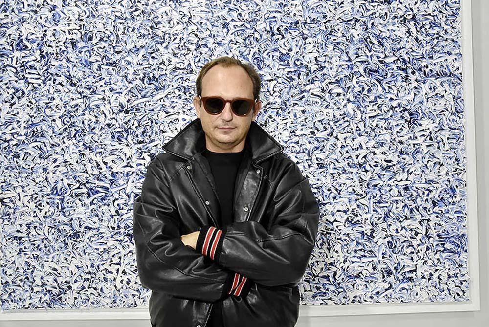 Tanc entre le pointillisme de Pollock et le bouillon culturel en mode macro