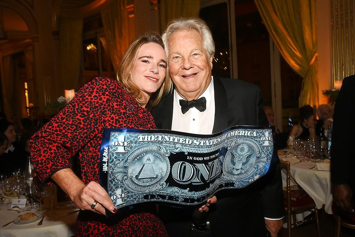 Geraldine Danon et Massimo Gargia veulent remplacer l'Euro par le Monopoly Dollar
