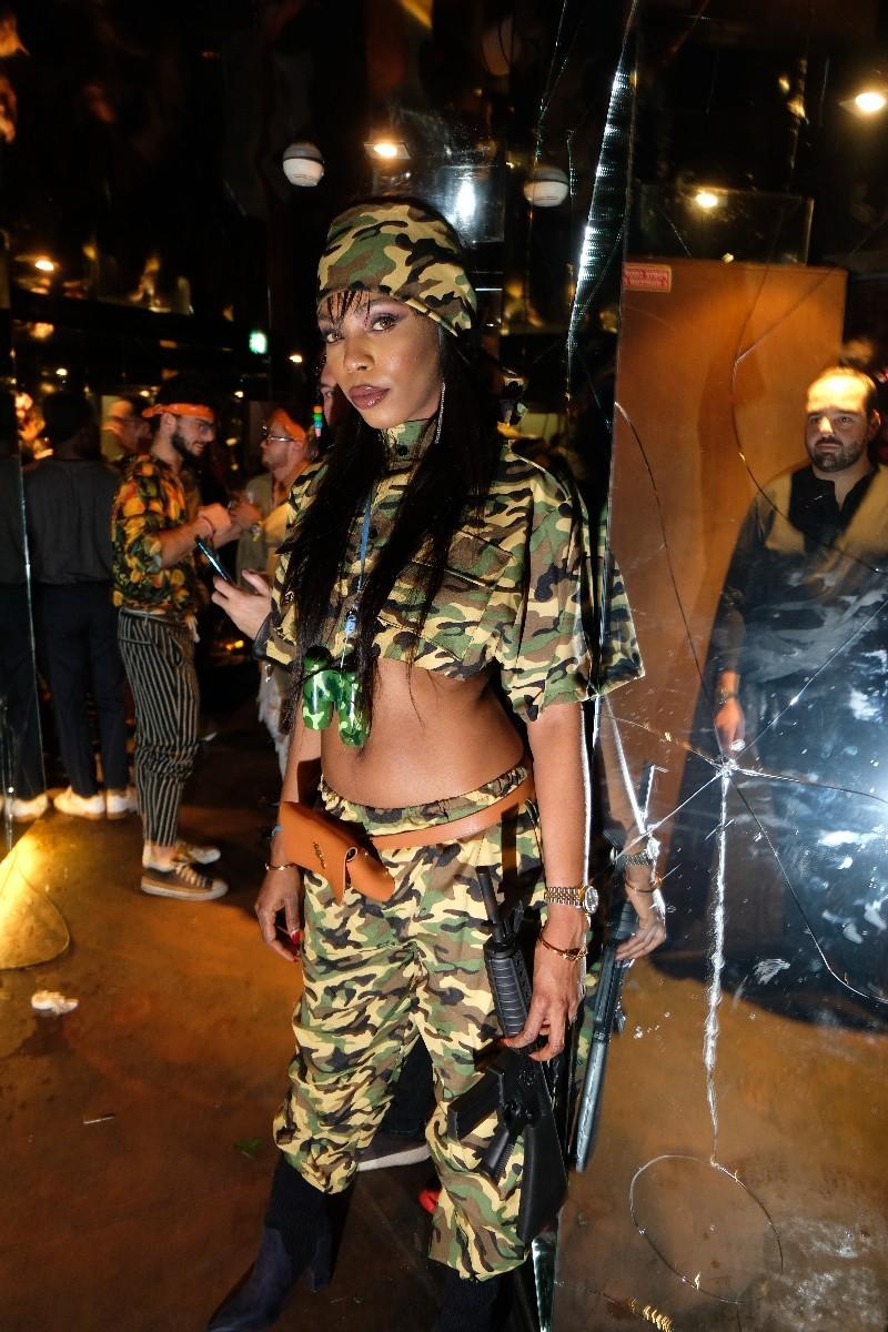 Amazone, guerrière de nuit