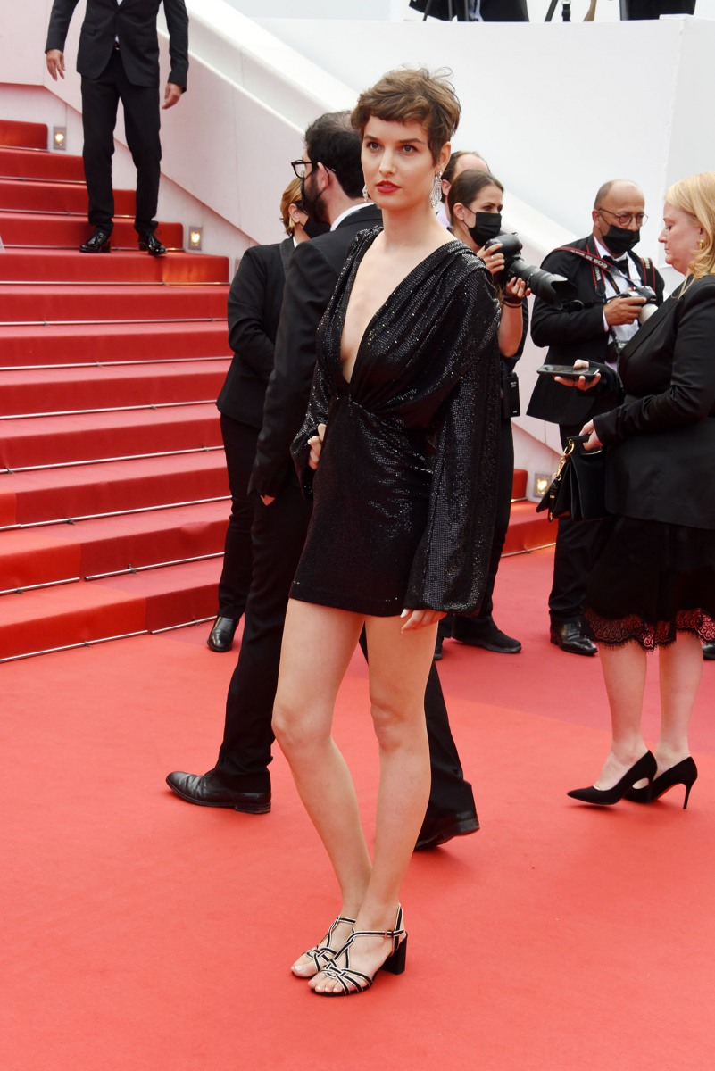 L'actrice Clara de Pin voilà une jolie androgyne !!