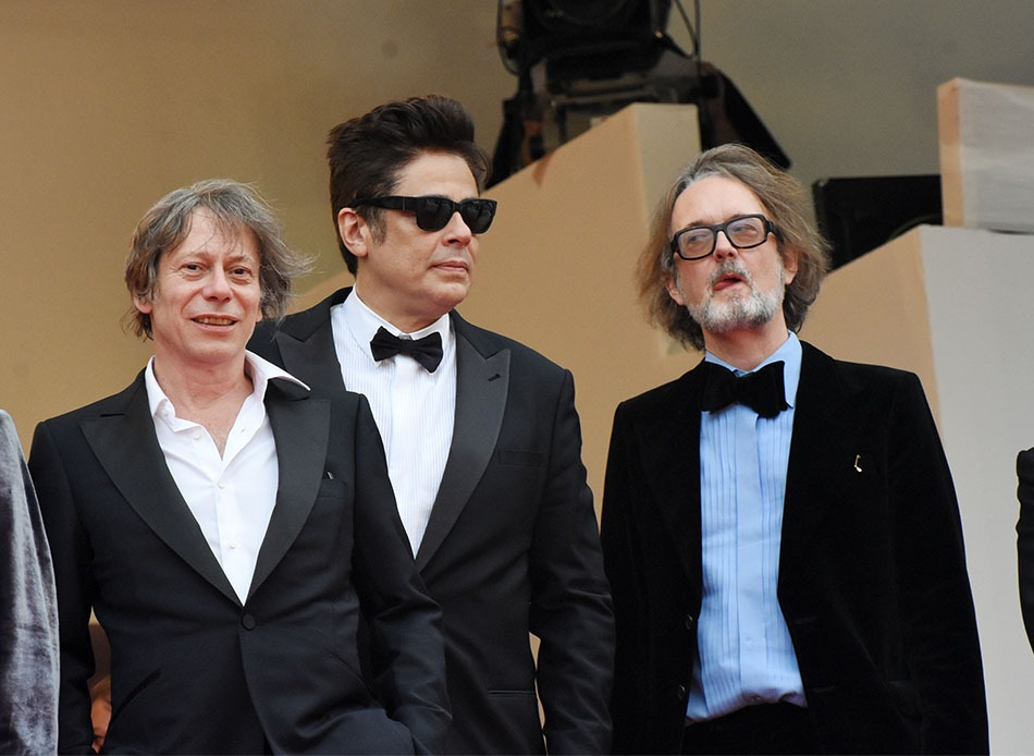 """Mathieu Almaric ou Jarvis Cocker sauront ils me dire ou est bien passé Benicio """"Ché"""" del Toro?"""