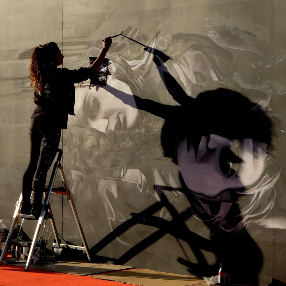 Ombre et lumière sur l oeuvre de Nayeen Shakill
