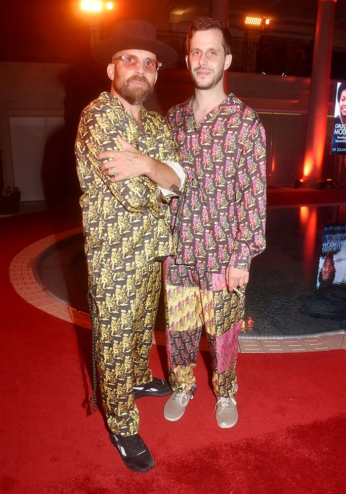 Jonathan Illel et Damien Vandesande des « dOP » pyjamatent