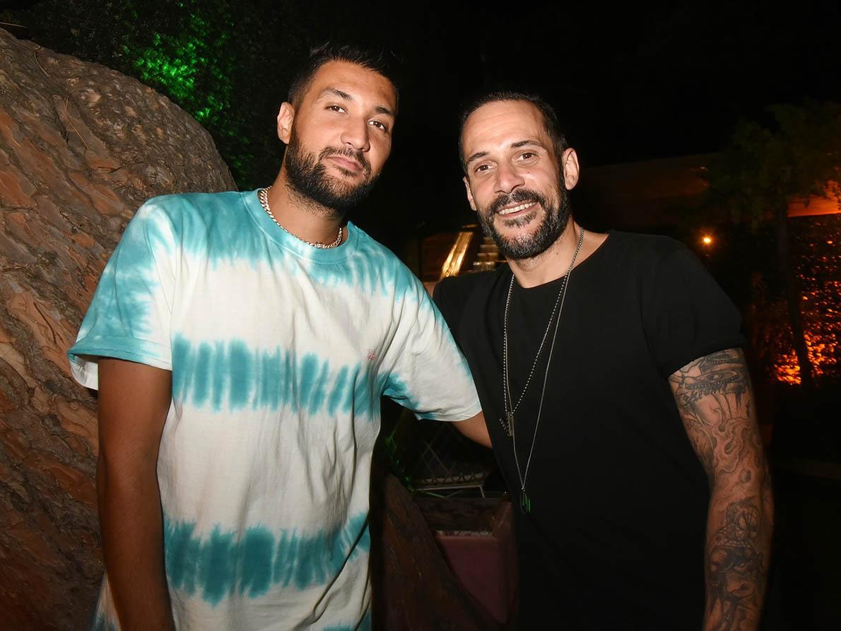 Kayli et Dirty Law font DJ DJ