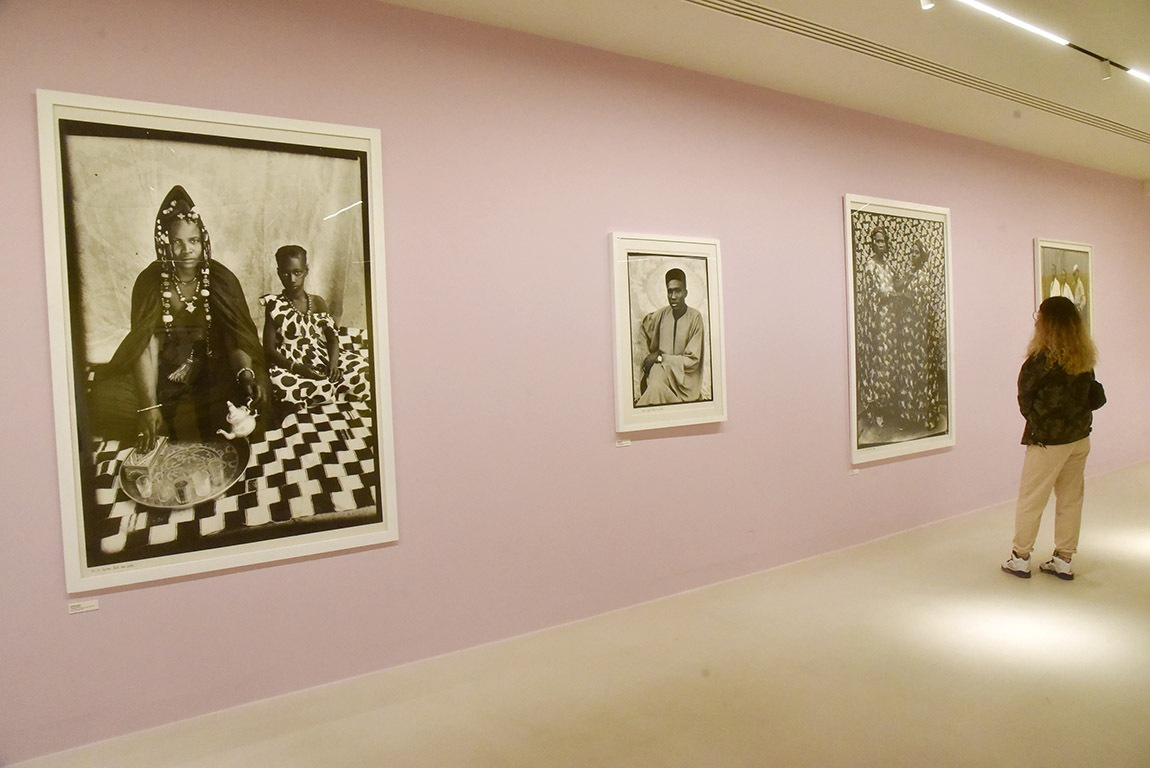 La galerie dédiée au grand Seydou Keita