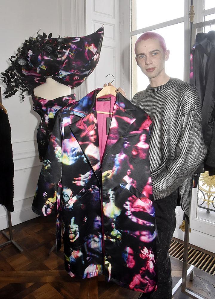 Weinsanto relance la redingote avec de néo classiques cocottes en mode ravigotte