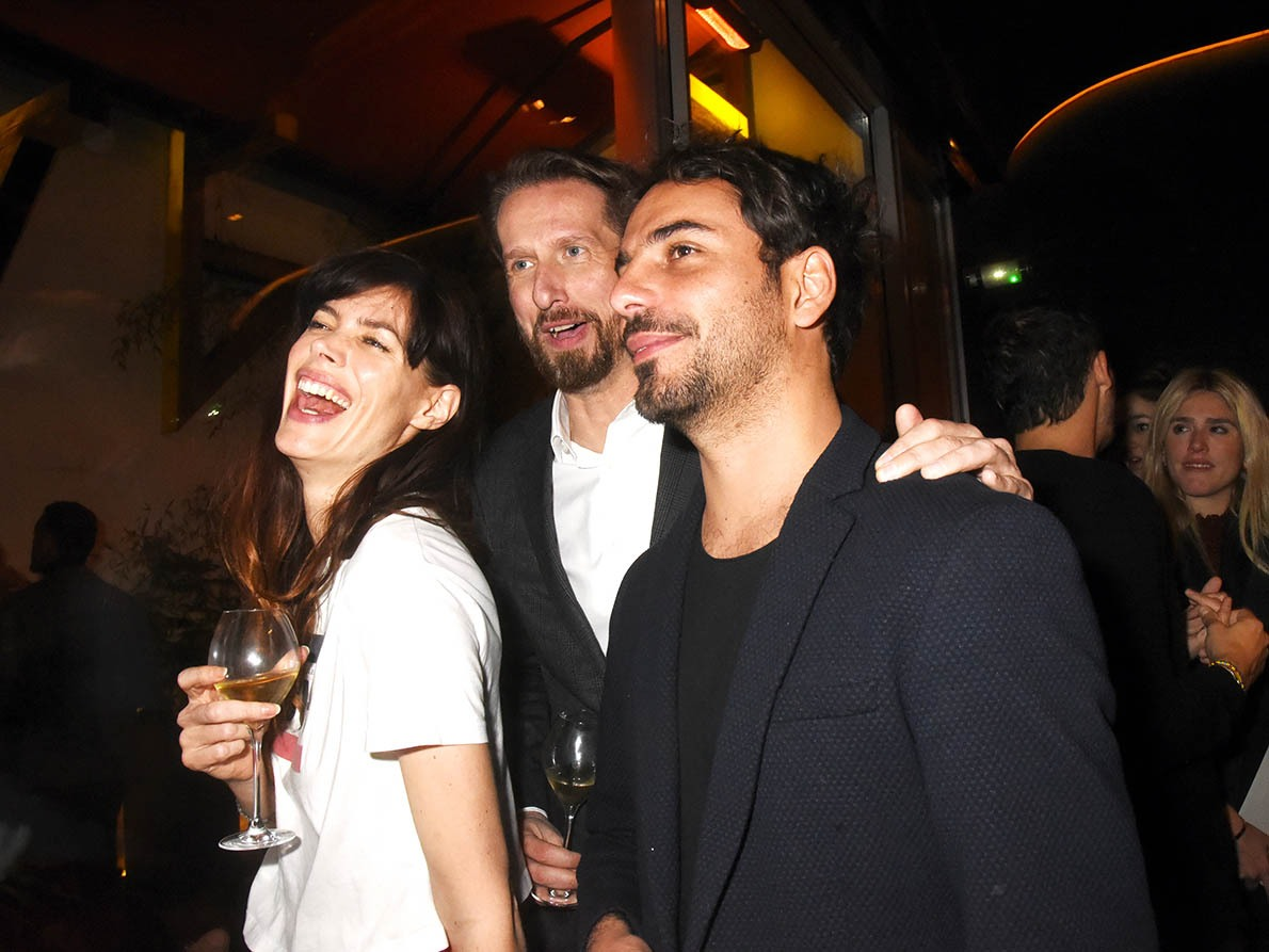 Salome Le Chat Sam Bobino Geoffrey Gervais en mode Trio de Janeiro
