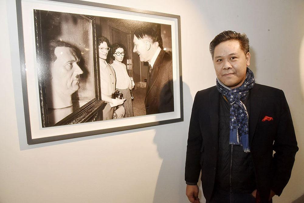 MDR les Twin-Fuhrers présenté par Anthony Phuong de A2Z Galerie