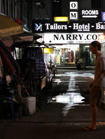 BANGKOK tourisme femmes