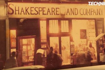 Shooting au Shakespeare and Company