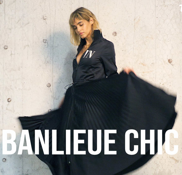 Banlieu chic SOFIA BOUTELLA