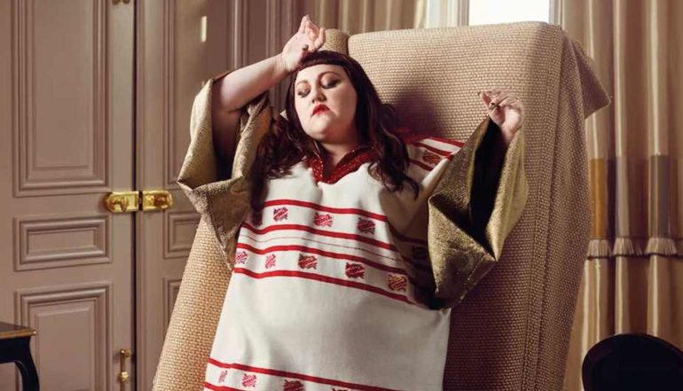 beth ditto indienne