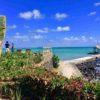 ile Mauricele tour de la plage