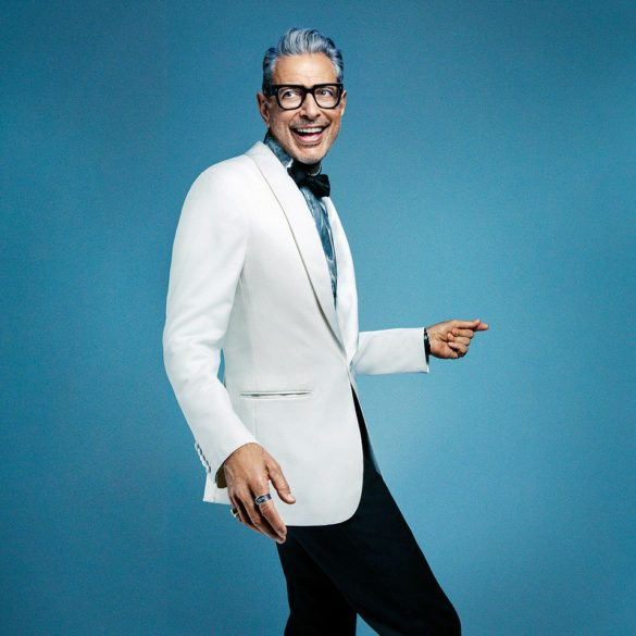 Jeff Goldblum Technikart