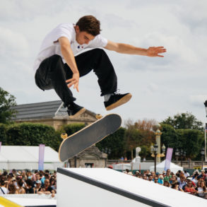 Skate JO Paris Technikart