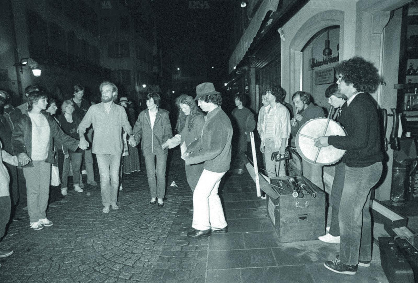 fête musique 1982
