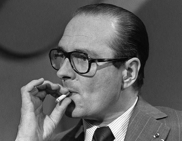 Jacques Chirac Technikart