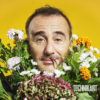 Elie Semoun jardinier technikart