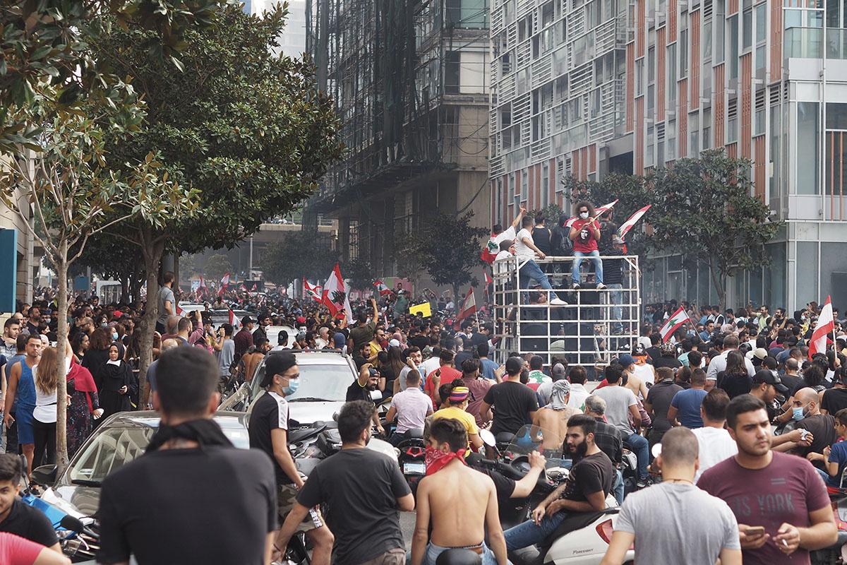 Révolution Beyrouth